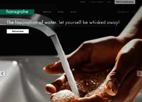 hansgrohe.co.uk