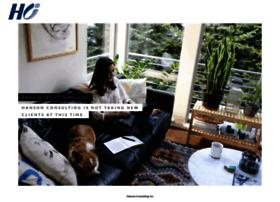 hansonconsultinginc.com