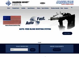 hansonrivet.com