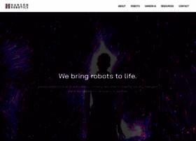 hansonrobotics.com