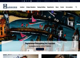 hansonsauctioneers.co.uk