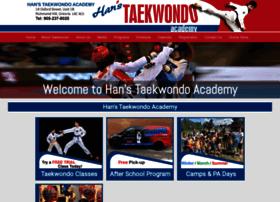 hanstaekwondo.ca