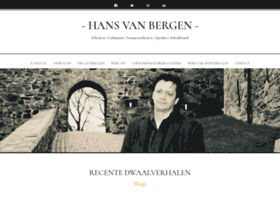 hansvanbergen.nl