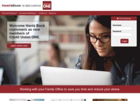 hantzbank.com