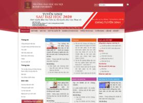 hanu.edu.vn
