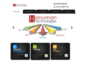 hanumantechnologies.com