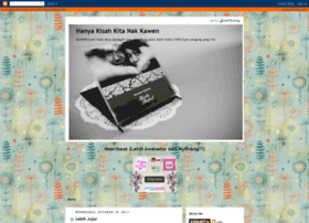 hanyakisahkita.blogspot.com