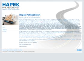 hapekpakketdienst.nl