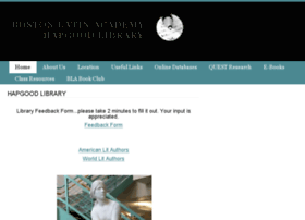 hapgoodlibrary.webs.com