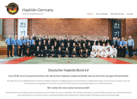 hapkido-germany.com