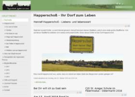 happerschoss.net