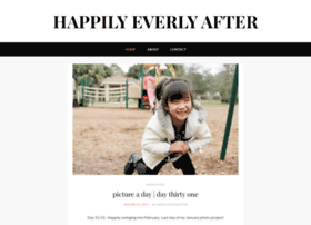 happilyeverlyafter.com