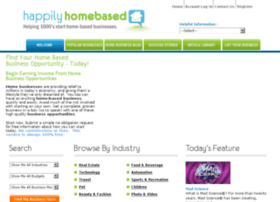happilyhomebased.com