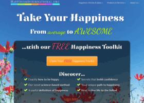 happinessinternational.org