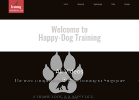 happy-dogtraining.com