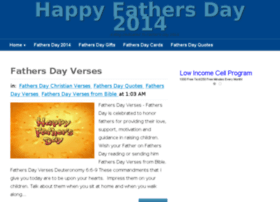 happy-fathers-day2014.com