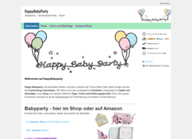 happybabyparty.de