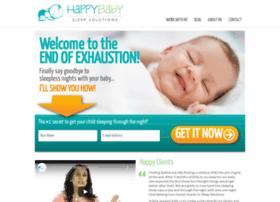 happybabysleepsolutions.com