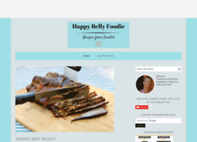 happybellyfoodie.com