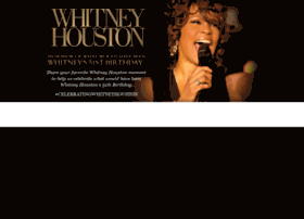 happybirthday.whitneyhouston.com