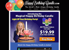 happybirthdaycandle.com