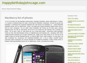 happybirthdayjohncage.com