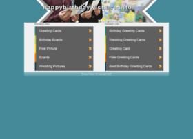 happybirthdaywishes1.info