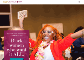 happyblackwoman.com