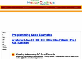 happycodings.com