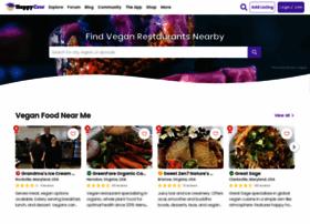 happycow.net info. Vegetarian Restaurants, Vegan Restaurant, Natural