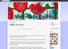 happydaysquilting.blogspot.no