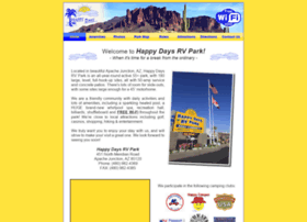 happydaysrvpark.com
