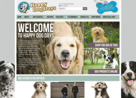 happydogdays.co.uk