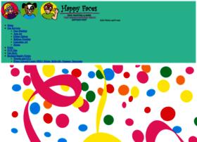 happyfacesparty.com