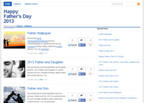 happyfatherday2013.com