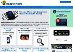 happyfingersapp.com