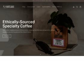 happygoatcoffee.com