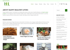 happyhealthylivingllc.com