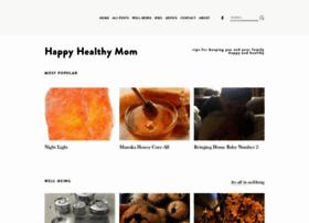 happyhealthymom.com