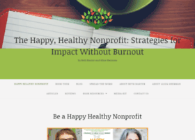 happyhealthynonprofit.wordpress.com