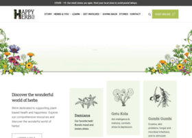 happyherbcompany.com