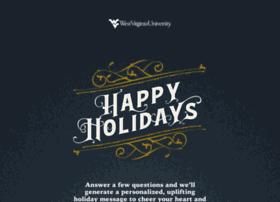 happyholidays.wvu.edu