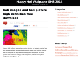 happyholiwallpapersms.in