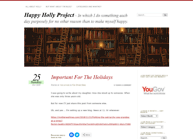 happyhollyproject.com