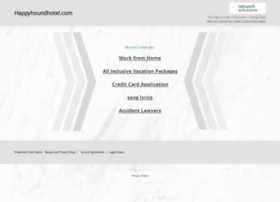 happyhoundhotel.com