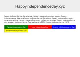happyindependenceday.xyz