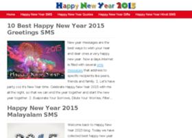 happynewyearsms2015.com