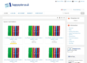 happyoyster.co.uk