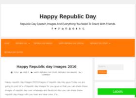 happyrepublicday2016.com