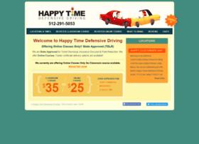 happytimedefensivedriving.com